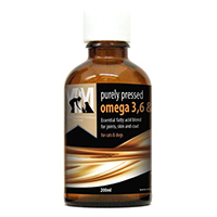 Meals For Mutts MFM Purely Pressed Omega 3, 6, & 9 Oil for Dogs & Cats for Dogs