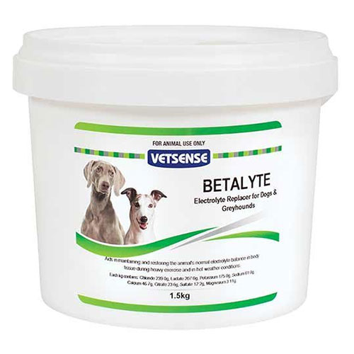 VetSense Betalyte Powder for Dogs