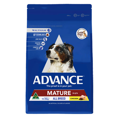 Advance All Breed Mature Dog Food for Food