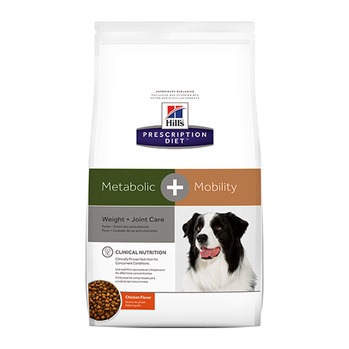 Hill's Prescription Diet Metabolic + Mobility (Weight And Joint Care) Dry Dog Food