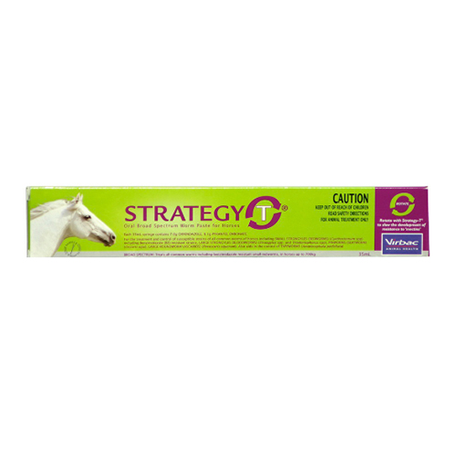 STRATEGY-T Paste  for Horse