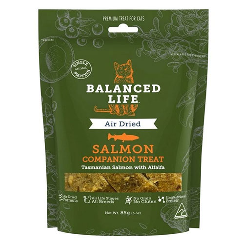 Balanced Life Cat Treats Salmon for Food