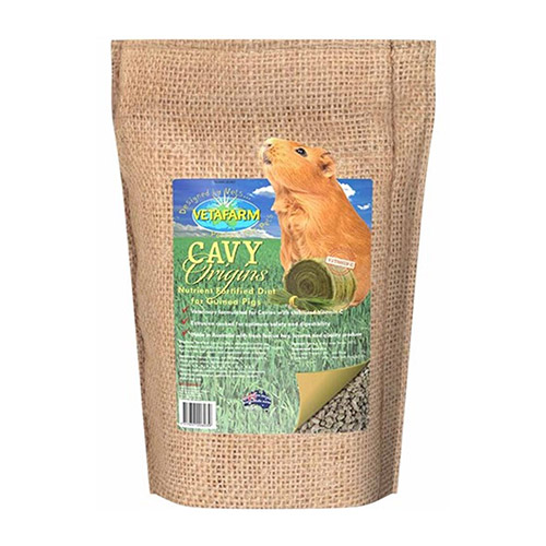 Vetafarm Cavy Origins for Small Animals 350 Gms