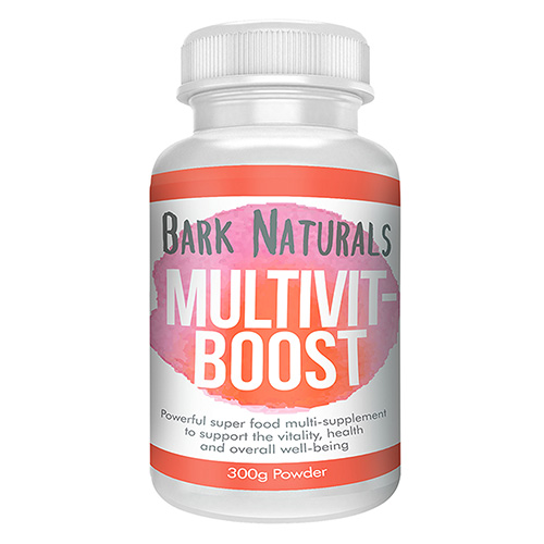 Bark Naturals MultiVit-Boost Supplement Powder for Dogs
