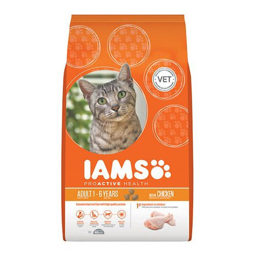 Iams ProActive Health Adult Cat Chicken for Food