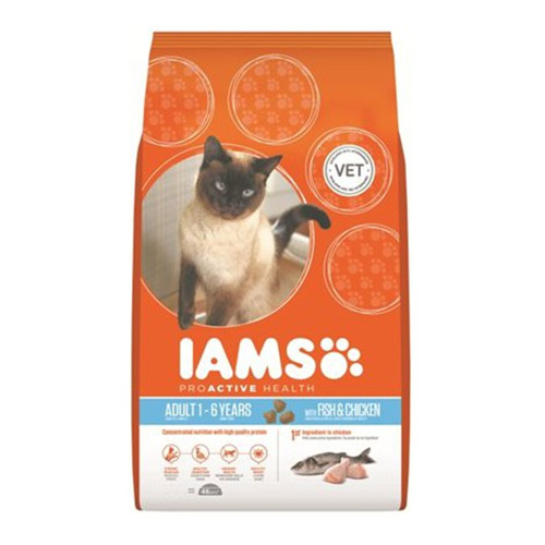Iams Cat Adult Ocean Fish for Food