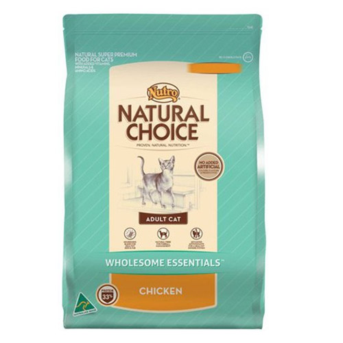 Nutro Natural Choice Adult Cat Wholesome Essentials Chicken Formula for Food