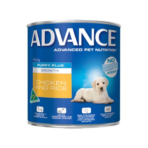 Advance Adult Dog All Breed Casserole with Chicken Cans  400 Gm