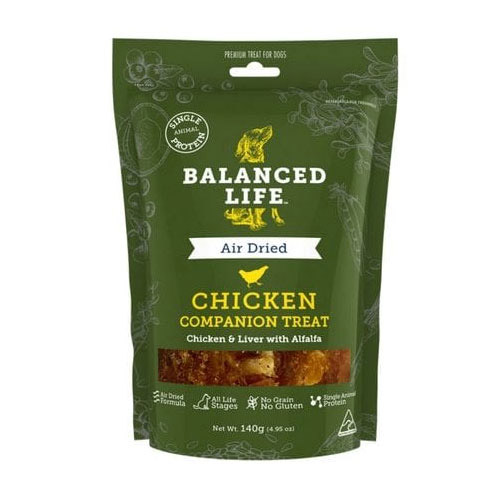 Balanced Life Dog Treats Salmon for Food