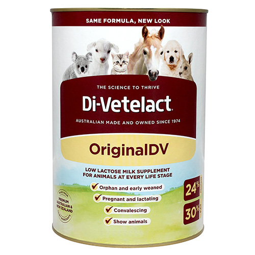 Di Vetelact - Low Lactose Supplement for Small Animals