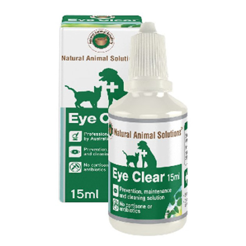 Natural Animal Solutions Eye Clear for Dogs