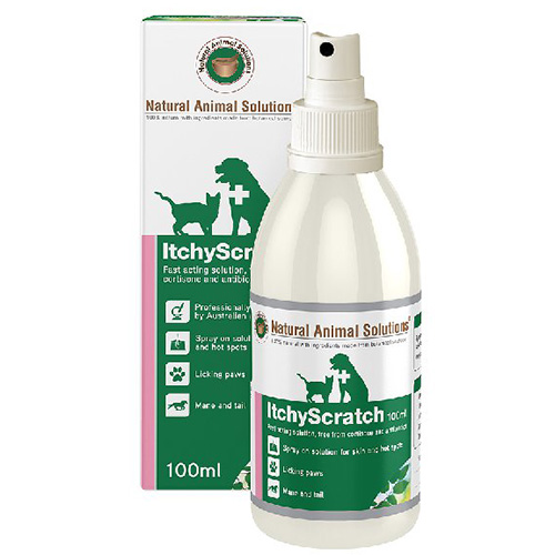 Natural Animal Solutions Itchy Scratch for Dogs