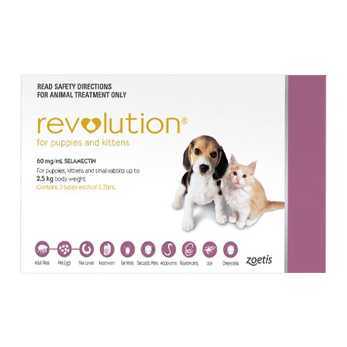 Revolution for Cats For Kittens (Pink)