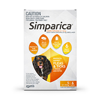 Simparica Chewables for Dogs