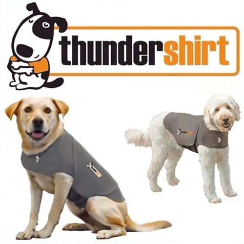 Thundershirt Grey Dog  for Dogs