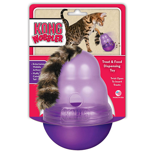 Kong Cat Wobbler for Cats