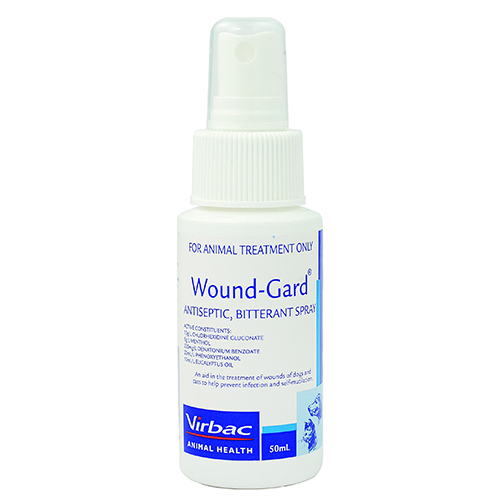 Virbac Wound-Gard Spray for Dogs