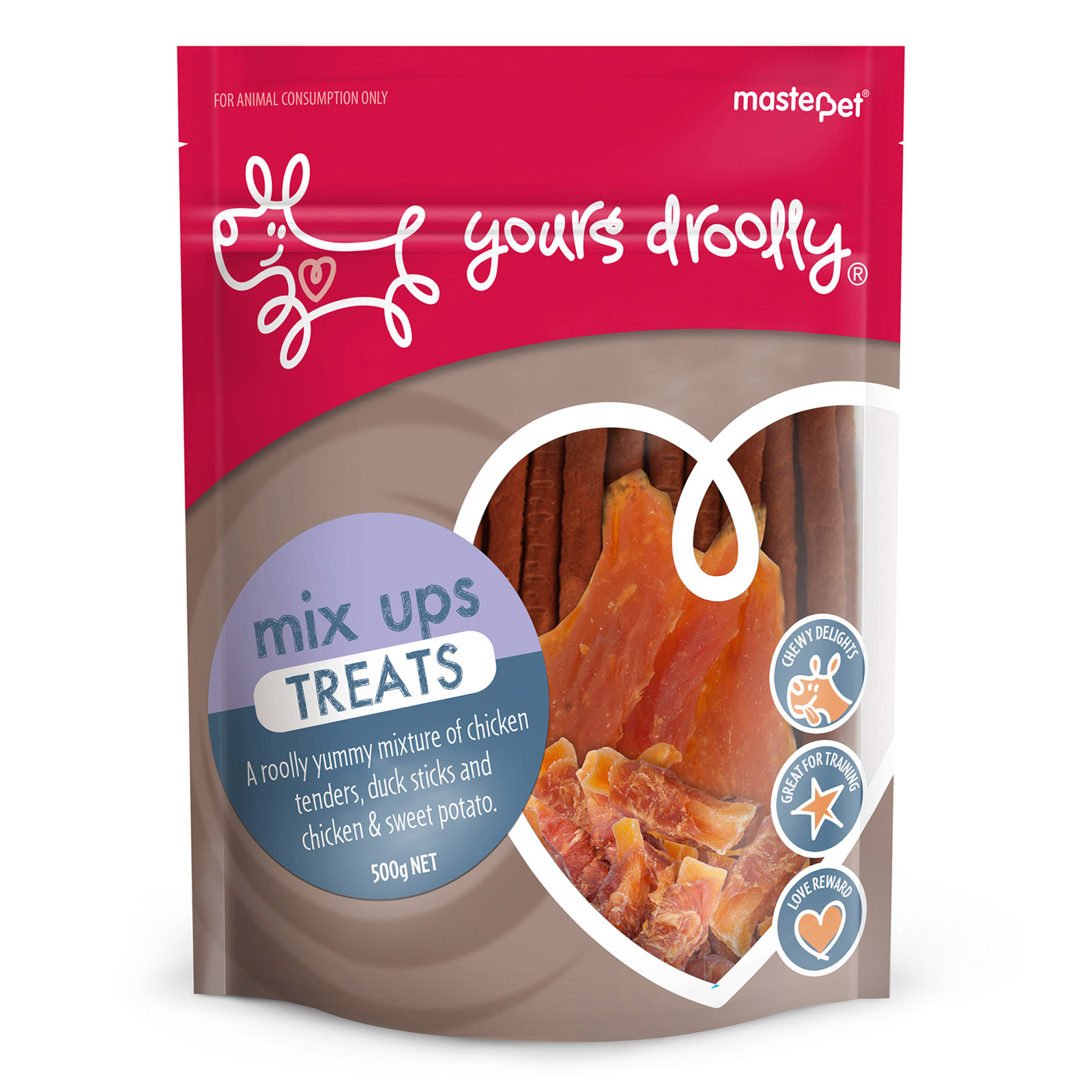 Yours Droolly Mix Up Treats for Food