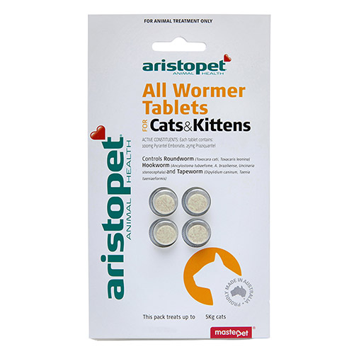 Aristopet AllWormer For Cat/Kittens