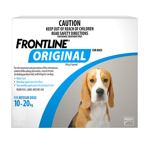 Frontline Original for Dogs