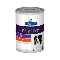 Hill's Prescription Diet u/d Non-Struvite Urinary Tract Health Canine Cans