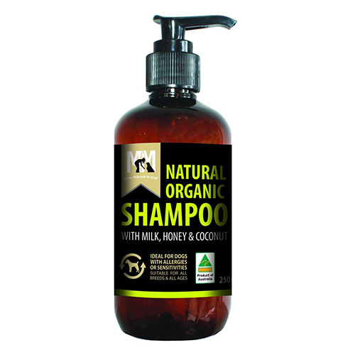 MfM Natural Organic Shampoo for Dogs