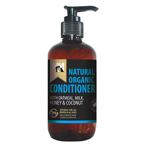 MfM Natural Organic Conditioner for Dogs