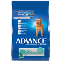 Advance Adult Dog Dental Large Breed with Chicken Dry