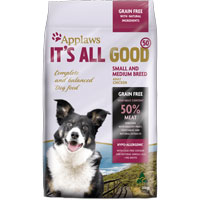 Applaws It's All Good Adult Small / Medium Breed Dog Food