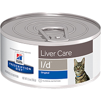 Hill's Prescription Diet L/D Liver Care Feline Cans