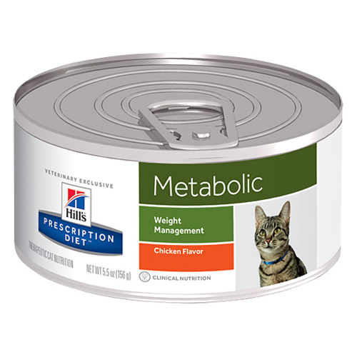 Hill's Prescription Diet Metabolic Advanced Weight Solution Feline Cans