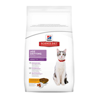 Hill's Science Diet Senior 11+ Age Defying Feline Dry