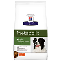Hill's Prescription Diet Canine Metabolic Weight Management with Chicken Dry