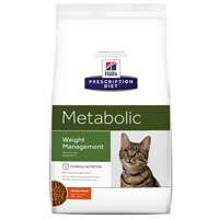 Hill's Prescription Diet Feline Metabolic Weight Management with Chicken Dry