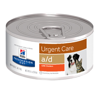 Hill's Prescription Diet a/d Canine/Feline Urgent Care with Chicken Cans