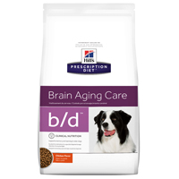 Hill's Prescription Diet b/d Canine Brain Aging Care with Chicken Dry