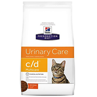 Hill's Prescription Diet c/d Feline Multicare Urinary Care with Chicken Dry