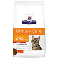 Hill's Prescription Diet c/d Multicare Feline Stress Urinary Care Dry