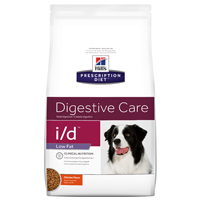 Hill's Prescription Diet i/d Canine Low Fat Digestive Care with Chicken Dry