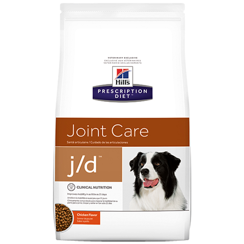 Hill's Prescription Diet j/d Canine Joint Care with Chicken Dry