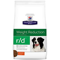 Hill's Prescription Diet r/d Canine Weight Reduction with Chicken Dry