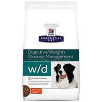 Hill's Prescription Diet w/d Canine Digestive/Weight/Glucose Management with Chicken Dry