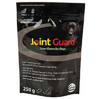 Joint Guard Liver Treat Chews for Canines