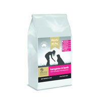MFM Kangaroo And Lamb Dog Food