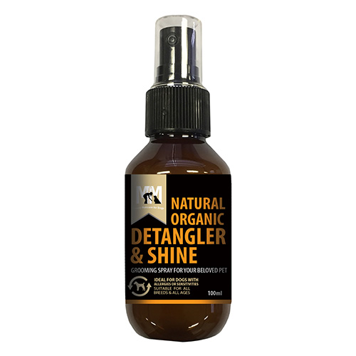 MFM Natural Organic Detangler for Dogs