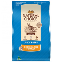Nutro Natural Choice Adult Dog Large Breed Chicken and Rice