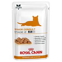 Royal Canin Feline Senior Consult Stage 2 Pouch