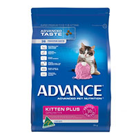 Advance Kitten Plus Growth with Chicken Dry
