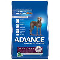 Advance Adult Dog Total Wellbeing Large Breed with Chicken Dry