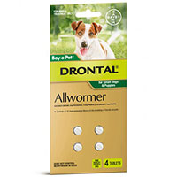 Drontal Wormers - Dogs